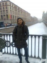 Ayka Awliyakuliyewa, 20 января , Санкт-Петербург, id63505637