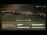 Warface - Обзор на Benelli M4 Super 90[NEW]