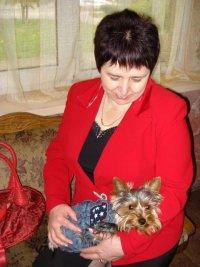 Людмила Новосаденко, 21 февраля 1956, Киев, id68521828
