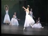 Нина Капцова в балете
