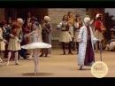 Корсар, 2007 Светлана Захарова и Денис Матвиенко. Па де Скляв - Нина Капцова и Иван Васильев