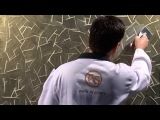 Antica Signoria – Ombre / декоративная краска, штукатурка / отделка интерьера / декоративка / Reshetnikov / мастер-класс / видео