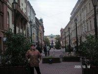 Людмила Ярощук, 29 января , Москва, id21097742