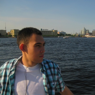 Рустем Салтыбаев, 31 июля 1992, Уфа, id19222983