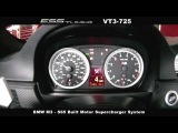 ESS Tuning - BMW E90/2 M3 Low Compression Built Motor - VT3-725 Supercharger System Dyno