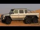 €411,000 2013 Mercedes-Benz G 63 AMG 6x6 5.5 V8 Biturbo 536 cv 77,3 mkgf 0-100 kmh 6 s 3775 kg