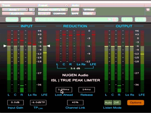 NUGEN Audio ISL Part 1 | An introduction to True Peak limiting