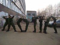 военные русские