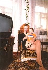 Надя Путилова, 13 апреля 1991, Южа, id104236337