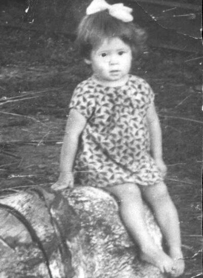 Лилия Победаш, 24 июля 1958, Каменск-Уральский, id13981510