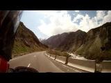 По Дорогам Грузии: КПП Верхный Ларс - Крестовый Перевал