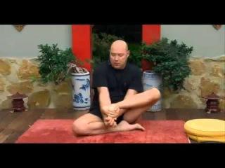 Как осваивать позу Лотоса  (Падмасана). #йога_начинающим