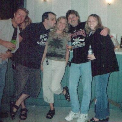 Scot Weed, 13 августа 1993, Москва, id215602165
