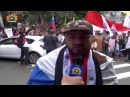 Azeri Sahar Tv | Fransa seferliyinin qarsinda Suriyaya destak aksiyasi | Руки прочь от Сирии | HD