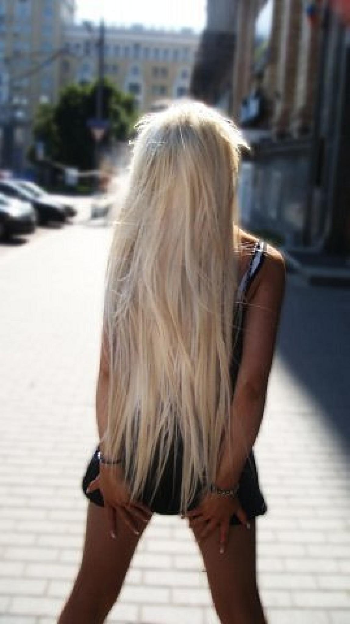 Фото худых блондинок с длинными волосами 25 фотография