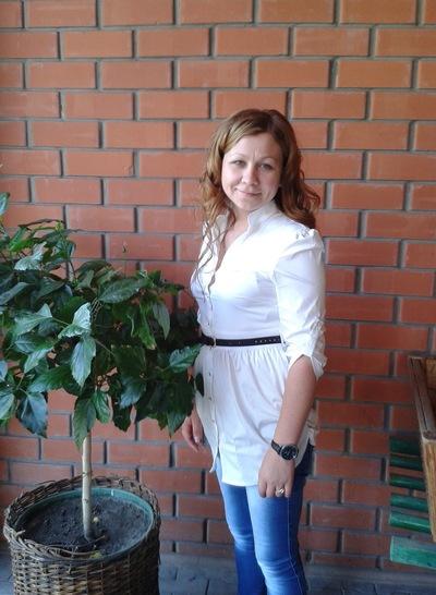 Анастасия Тарасова, 23 февраля 1988, Урюпинск, id162728461