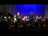 Robert Anchipolovsky Live At The Jazz Philharmonic Hall St. Petersburg BIRD WITH STRINGS