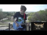 Halestorm -- Mz. Hyde (GUITAR COVER)