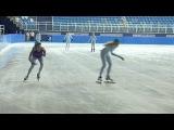 http://youtu.be/JrcuMcZCgIY  Шорт-трек: тренировка юниоров в Олимпийском парке Сочи (Олимпстрой)