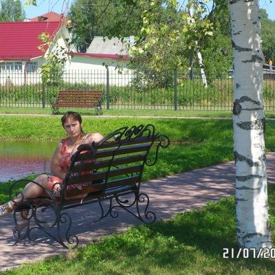 Елена Макарьева, 21 апреля , Лесосибирск, id123482226