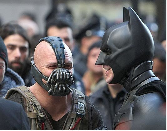 Dark Knight Rises Torrent