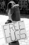 Free Hugs в Москве! апрель 2018 !