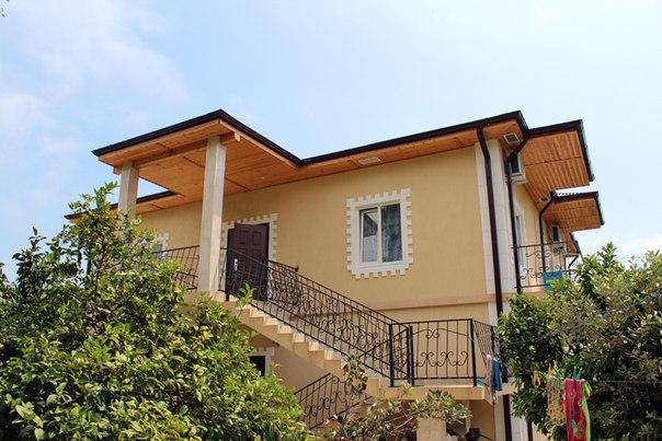 Жилье в Абхазии, частный сектор