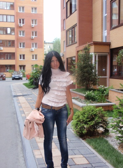 Яна Анохина, 8 марта , Новосибирск, id168527378