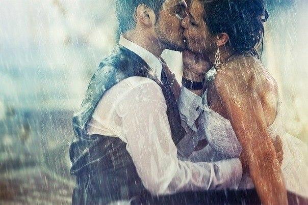 через объектив: Красивые фотографии парень с девушкой целуются