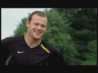 Wayne Rooney vs. Dirty Sanchez / Nike ad.
