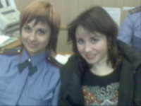 Светлана Никулова, 13 апреля 1984, Москва, id70649879