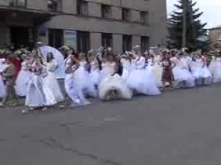 Парад наречених 2013 / Красноград