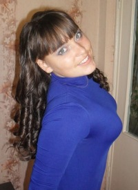 Нина Ханхатова, 27 октября 1991, Иркутск, id102137794