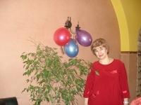 Галина Петрунина-Шаврина, 12 сентября 1994, Иркутск, id154657592
