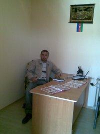 Рза Ахмедов, Кюрдамир