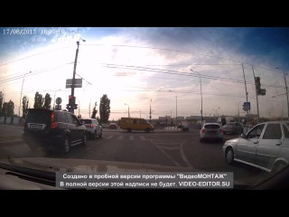 ДТП Волгоград Разбился мотоциклист 17.08.2013