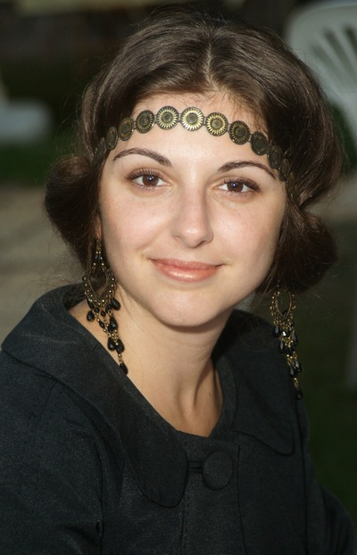 Юлия Старостенко, 30 августа 1984, Донецк, id9095765