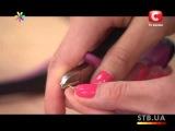 Как сделать браслет на ногу своими руками (обучающее видео)