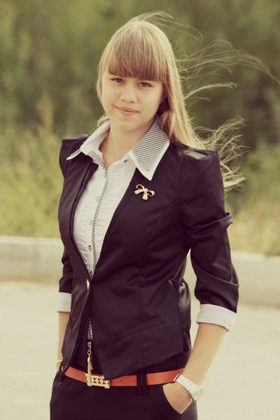 Татьяна Фокина, 31 июля 1998, Ижевск, id121814293