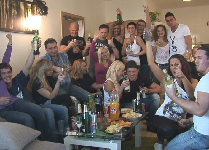 CZECH HOME ORGY 2 - PART 1-3