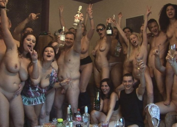 CZECH HOME ORGY 3 - PART 1-4