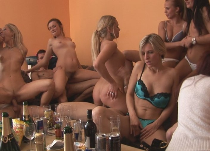 CZECH HOME ORGY 5 - PART 3