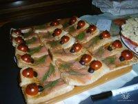 салаты с рыбой рецепты с фото.