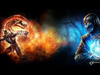 Mortal Combat - 11 Серия ( Кун Лао / Лю Канг )
