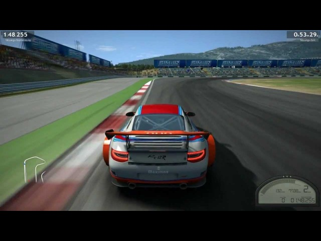 [17] RaceRoom Racing Experience - RUF RT12R @ Portimão Raceway