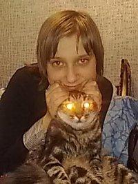 Марина Карасёва, 10 апреля 1997, Елабуга, id85574173