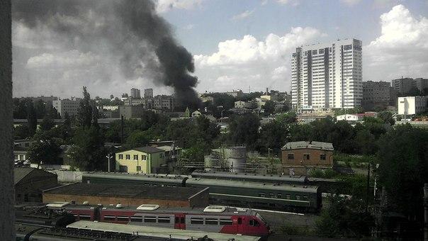 новости саратов пожар 15 05 2015