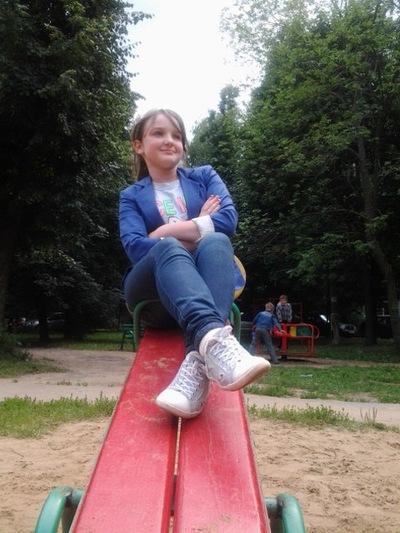Полина Бодрова, 27 октября , Фрязино, id214108104