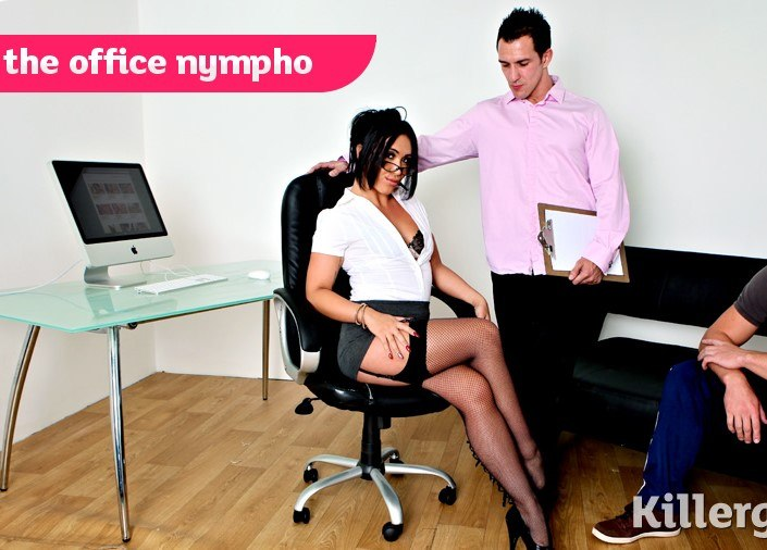 The Office Nympho