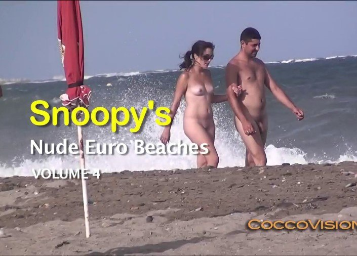Snoopy's Nude Euro Beaches Vol. 4